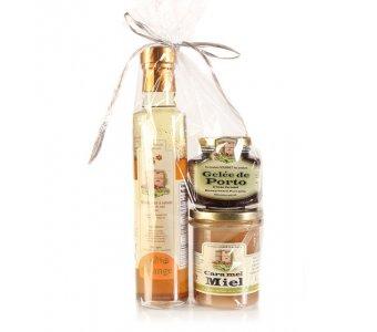 Emballage Miel Morand (3 produits)